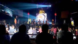 Bosche VVIP Club in Yogyakarta (Staff Dancing)