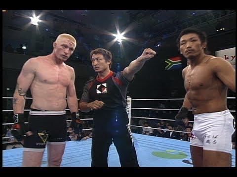 Ed Herman vs Kazuo Misaki 2004 7 25