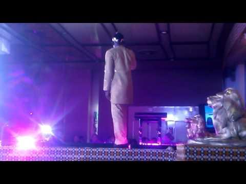Concert de king mensah a cotonou