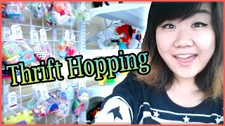 THRIFT HOPPING - Disney, My Little Pony, Care Bears and MORE!