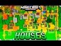 Minecraft PE Seeds Huge VILLAGE Seeds with Blacksmith Houses MCPE 0.16.0 1.0 0.17.0
