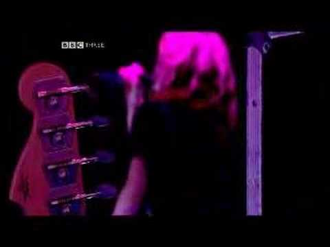 Goldfrapp  Yes Sir Live at Glastonbury Calling 2004