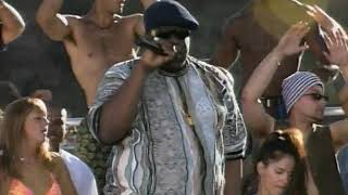 The Notorious B.I.G. - Big Poppa (Live at MTV Spring Break 1995) (Official Video)
