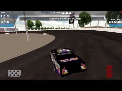 DirtTrackin' Replay at FAIRBURY AMERICAN LEGION SPEEDWAY with Street stock