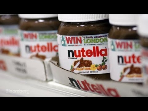 Nutella Driving Force of Italy's Richest Man