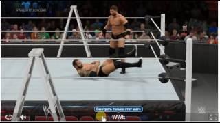 WWE  Batista   Curtis Axel 1