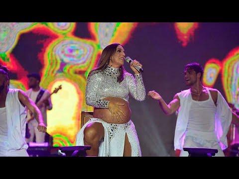 No Groove - Ivete Sangalo - Réveillon 2017/2018 (Festival Virada Salvador 2018)
