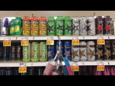 MY ADDICTION TO ENERGY DRINKS