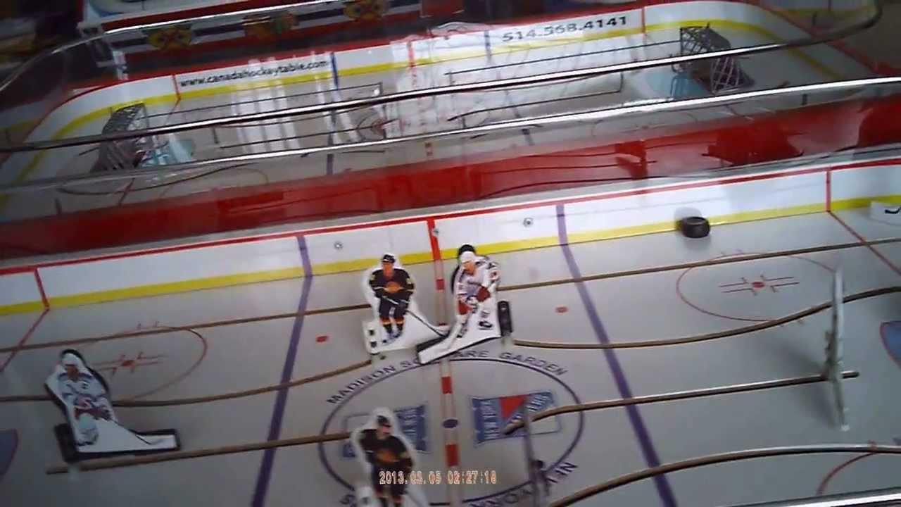 coleco rod hockey | eBay