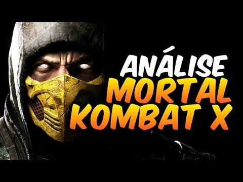 Mortal Kombat X - ANÁLISE - Jogo de luta impecável