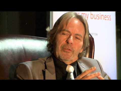 """Ken Brook-Crispin, CEO of Seabrook Crisps: """"Unplugged"""" live audience interview"""