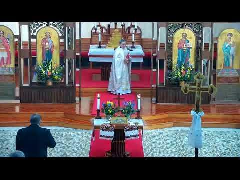 Ukrainian Catholic Church In Australia Live Stream
