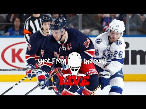 NHL Trade Deadline\Martin St. Louis for Ryan Callahan 09MAR14 EP042 (Internet Radio)