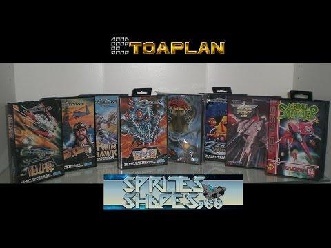 Sprites, Shapes & Co #59: Shoot 'em Ups von Toaplan für Mega Drive, PlayStation und Saturn