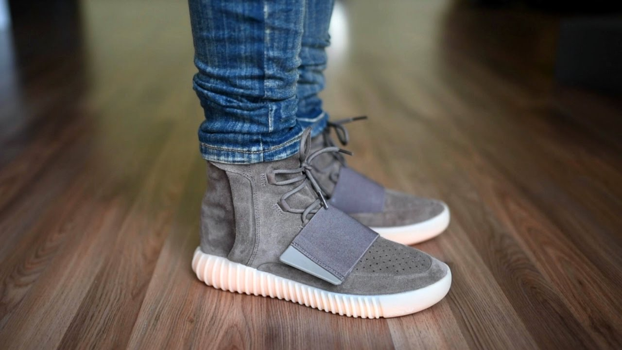 Adidas Yeezy 750 Chocolate