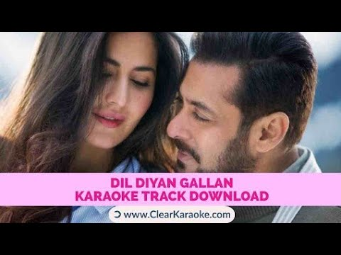 Dil Diya Gallan Karaoke Cover Unplugged Non Copyright