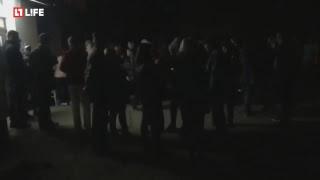 Пострадавших от взрыва везут в больницу Керчи