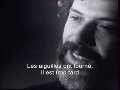 Georges Moustaki: Musician who wrote some of Piaf's most