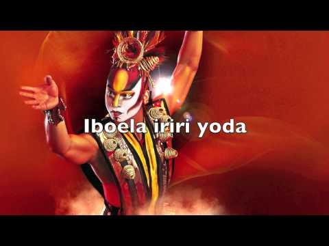 Cirque du Soleil ( Dralion ) Stella Errans