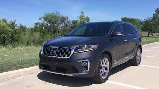BETTER THAN A MAZDA CX-9??---2019 Kia Sorento Review