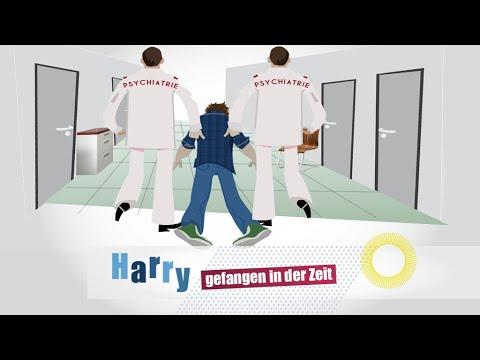 Learn German (A1-B1) | HARRY – Gefangen In Der Zeit | Episode 19