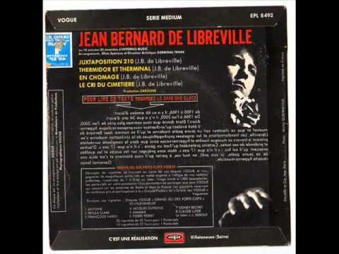 JEAN BERNARD DE LIBREVILLE - La juxtaposition 210