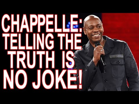 Dave Chappelle Targeted By Phony Outrage Mob -Again!