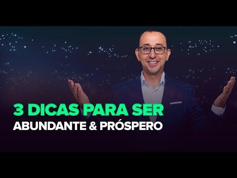 Seja um imã de prosperidade com essas 3 dicas poderosas | José Roberto Marques
