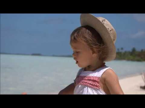 Life in the Cook Islands with Haumea, 4y.o. - part 2 Penrhyn and Atiu