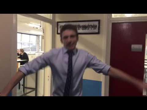 Guilsborough Teachers Dabbing