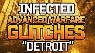 Advanced Warfare Glitches: (INFIZIERT GLITCH) - Detroit Aus der Karte [AW PANNEN]