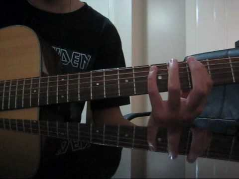 How to play Master exploder by Tenacious D on guitar