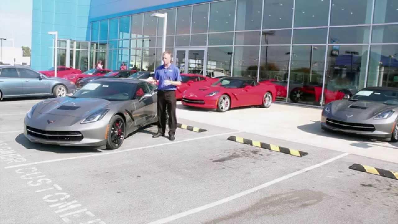 2015 Corvette Stingray Zf1 V Z51 Bachman Chevrolet Youtube
