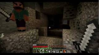 Minecraft - Season 3 - Episode 11 - It's A Slime, That's On Fire, Stuck In A Wall