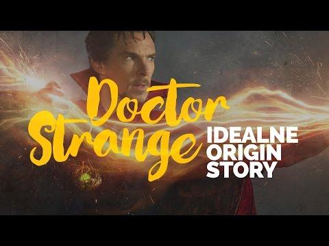 Doctor Strange - idealne origin story