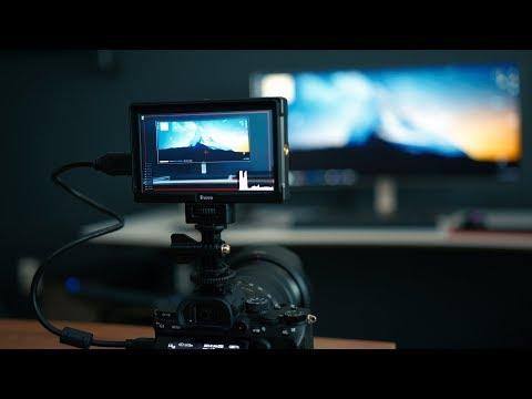 Cheap Camera Monitor under $100!