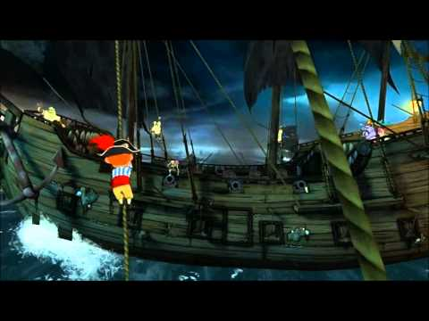 Pirates Trailer - XD Theater Game at Magic Planet