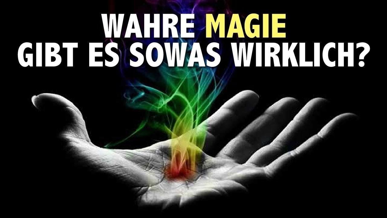 Gibt Es Magie Wirklich Beispiele