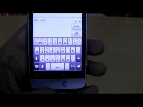 HTC Salsa Quick Review (C510e)
