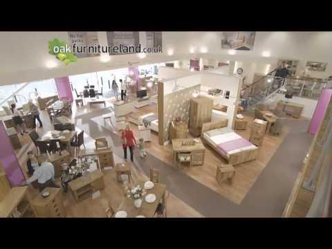 oak furniture land spring sale advert youtube. Black Bedroom Furniture Sets. Home Design Ideas