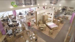 Oak Furniture Land | Spring Sale Advert