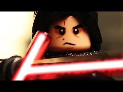 Star Wars: The Last Jedi Lego Trailer