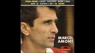 Marcel Amont - Que tu as changé (Ah! dis donc) - Du 33t POLYDOR 46.165 sorti en 1966