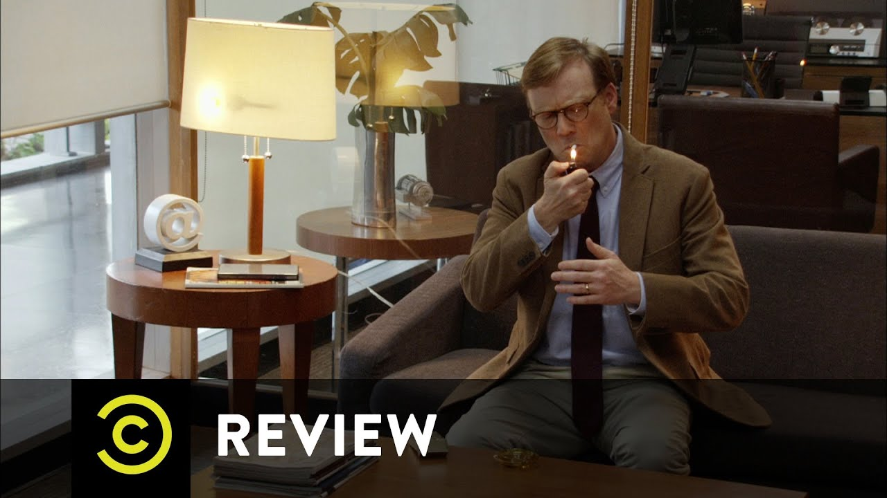 Addiction Review Comedy Central Youtube