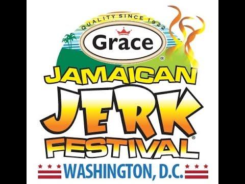 Grace Jamaican Jerk Festival Washington, DC 2017 Promo