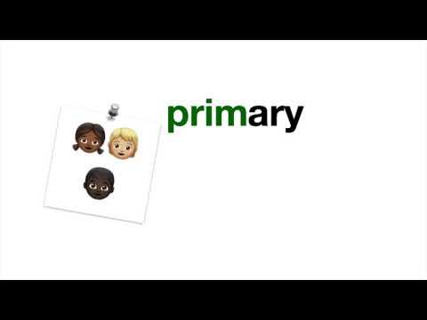 Word Roots Episode 19: 'Prim'