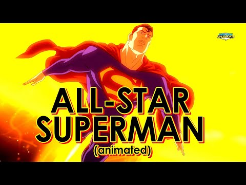animated ALL STAR SUPERMAN review! Plus, Syndi-kids | COMIC BOOK SYNDICATE