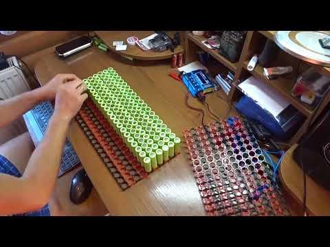 72V 38Ah Extreme Energy Density 18650 20s Block Battery