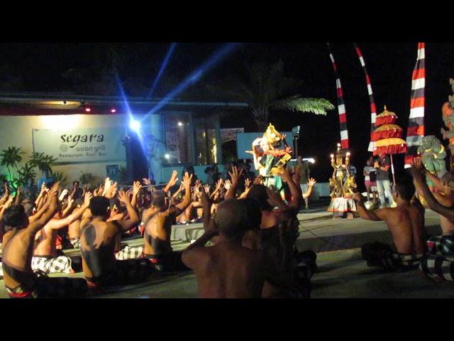 INDONESIA - Kecak dance, Bali