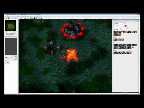 Warcraft 3 World Editor: How to use the Campaign Editor